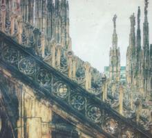 Il Duomo, Milan Sticker
