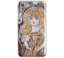 The Pupa Doll iPhone Case/Skin