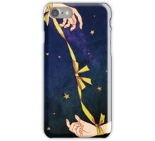 Lemon Yellow Ribbon iPhone Case/Skin