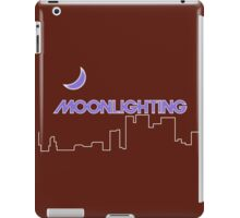 Moonlighting iPad Case/Skin