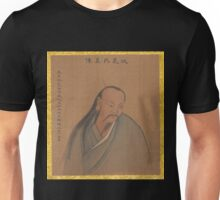 Portraits of Emperors of Successive Dynasties Unisex T-Shirt