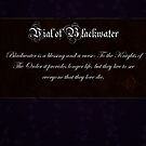 Vial of Blackwater by Anders Andersen