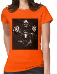 Star wars sith darth vador Womens Fitted T-Shirt