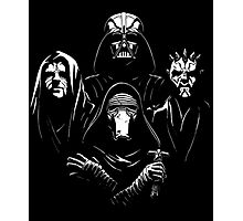 Star wars sith darth vador Photographic Print
