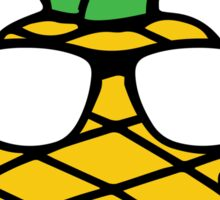 Mr. Pineapple Sticker