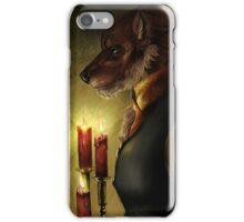 Werewolf - Gentleman iPhone Case/Skin
