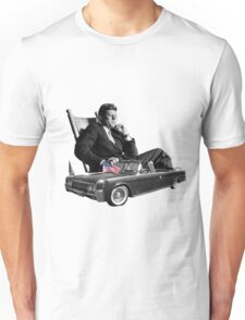 Limousine and Kennedy Unisex T-Shirt