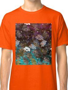 Floral-tp5 Classic T-Shirt