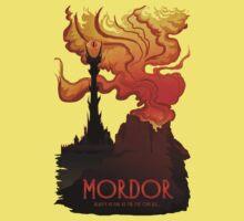 Mordor Travel One Piece - Short Sleeve