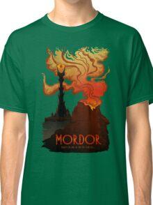 Mordor Travel Classic T-Shirt