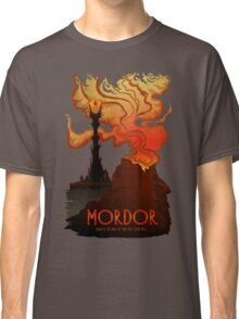 Mordor Travel Classic T-Shirt
