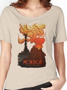 Mordor Travel Women's Relaxed Fit T-Shirt