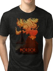 Mordor Travel Tri-blend T-Shirt