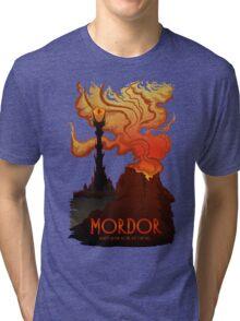 Mordor Travel Tri-blend T-Shirt
