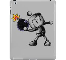 BOMBING iPad Case/Skin