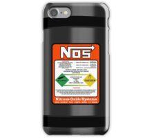 NOS Black Case iPhone Case/Skin
