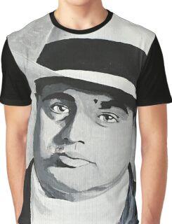 Classic American Gangster Al Capone Graphic T-Shirt