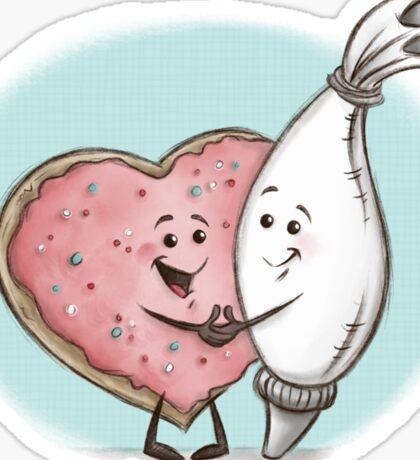 Cookie Love Sticker
