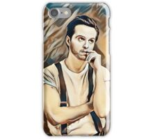 Andrew Scott Painting iPhone Case/Skin