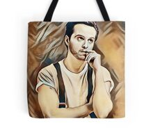 Andrew Scott Painting Tote Bag