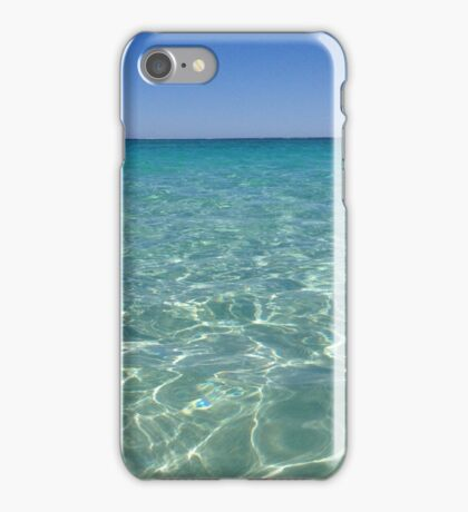 Exmouth - Crystal iPhone Case/Skin