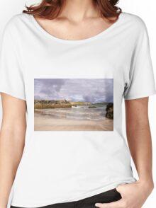 Sango Bay Scotland Women's Relaxed Fit T-Shirt