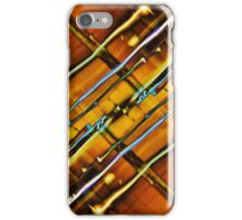 vivid colors graphic design iPhone Case/Skin