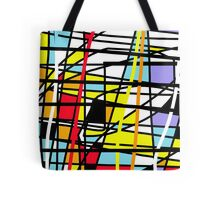 Casual abstraction Tote Bag