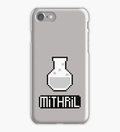 mithril potion iPhone Case/Skin