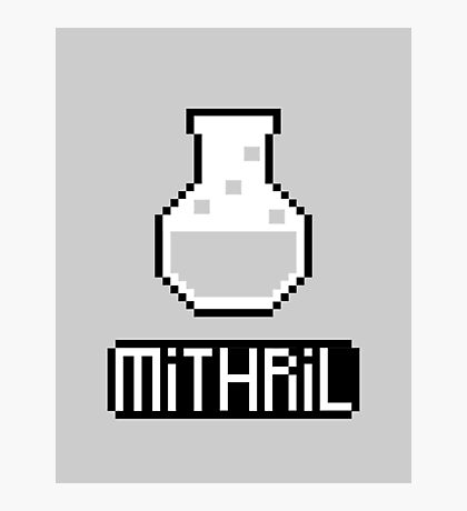 mithril potion Photographic Print