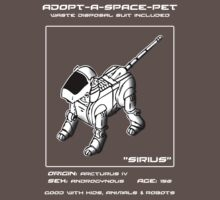 Adopt-A-Space-Pet One Piece - Short Sleeve