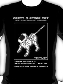 Adopt-A-Space-Pet T-Shirt