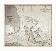 United States - Atlantic coast - 1863 One Piece - Short Sleeve