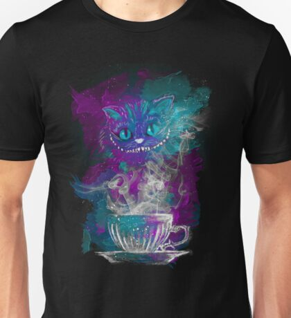 Cheshire's Tea Unisex T-Shirt