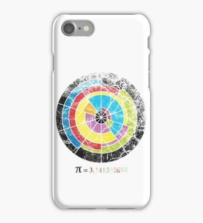 Crop Circle of Pi iPhone Case/Skin