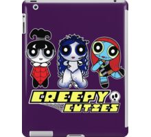Creepy Cuties iPad Case/Skin