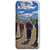 THE WALKERS iPhone Case/Skin