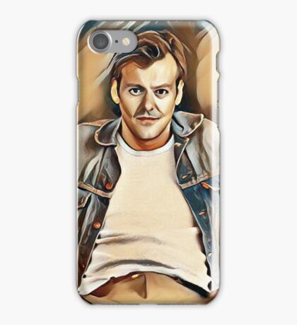 Rupert Painting iPhone Case/Skin