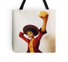 """""""I will become the Pirate King!"""" Tote Bag"""