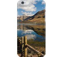 Loch Duich Reflections iPhone Case/Skin