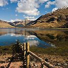 Loch Duich Reflections by jacqi