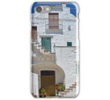 Cisternino - Apulia - Italy iPhone Case/Skin