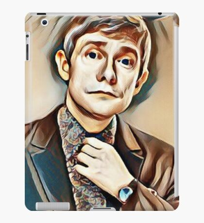 MArtin painting iPad Case/Skin