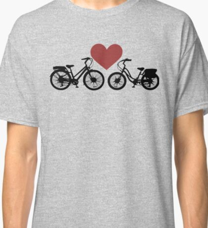 Bike Love Classic T-Shirt