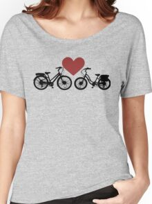 Bike Love Women's Relaxed Fit T-Shirt