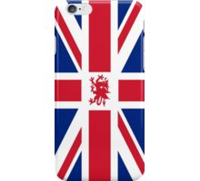 UK-Wales Flag iPhone Case/Skin