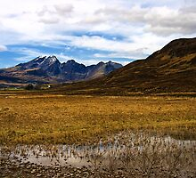 Loch Isle of Skye by jacqi