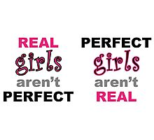 Real girls Photographic Print