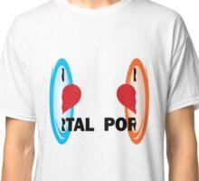 I love Portal! Classic T-Shirt