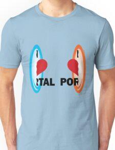 I love Portal! Unisex T-Shirt